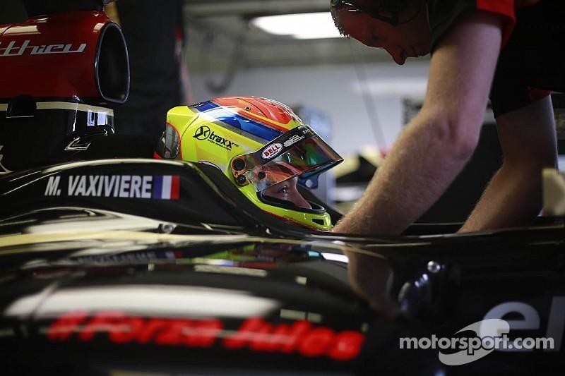 Vaxiviere logra la pole para la apertura de la Fórmula Renault 3.5