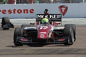 Indy Lights Race report Pigot Perfect in Legacy Indy Lights 100