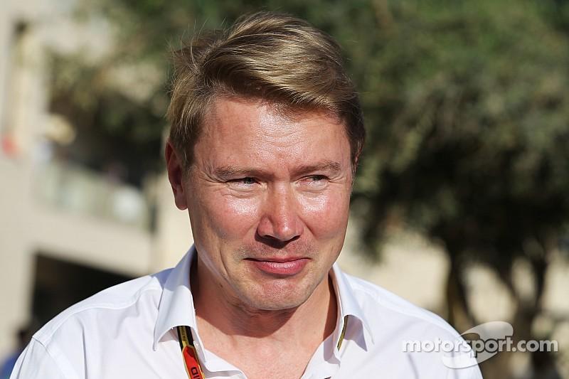 Хаккинен: Боттас отлично справляется с давлением