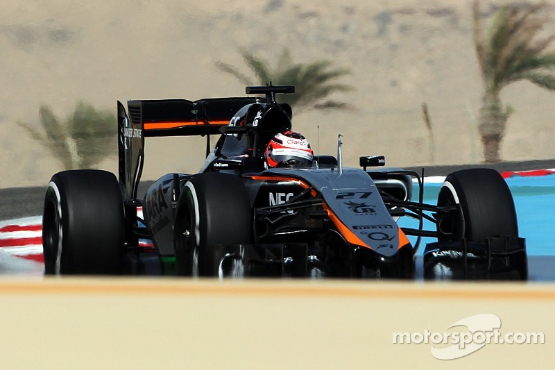 """Force India: First four races a """"damage limitation programme"""""""