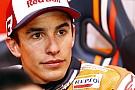 Márquez blessé mais motivé pour Jerez!