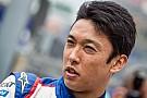 Gros crash pour Nakajima à Spa
