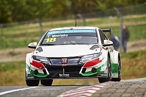 WTCC Preview Tiago Monteiro has high expectations for Hungary
