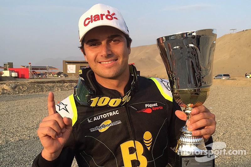 Piquet Jr. wins first offroad event in Peruvian Drivers Challenge
