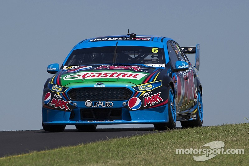Mostert leads Sunday warm-up