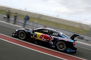 DTM Race report Triple lead for Audi in the DTM