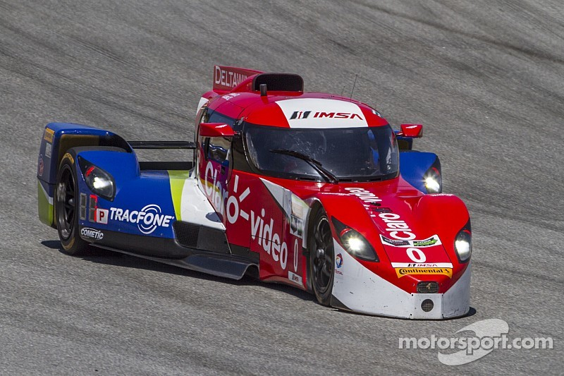 Mechanical issues end promising day for DeltaWing