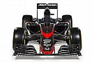 McLaren dévoile sa nouvelle livrée