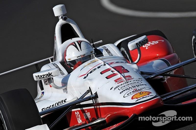 В IndyCar ввели новый элемент безопасности