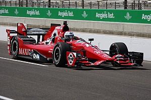 IndyCar Новость Рэйхол: Аэрообвес Honda нуждается в совершенствовании