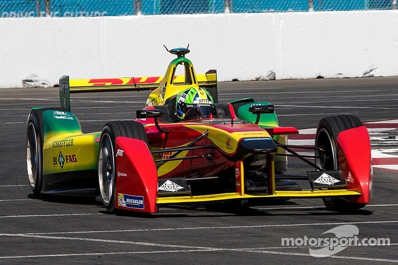 Lucas di Grassi extends Formula E lead in Monaco