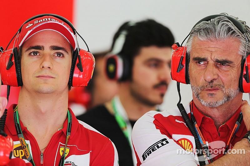 Гутьеррес дебютирует за рулем Ferrari SF15-T