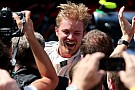 "Lauda: Rosberg is back after Hamilton ""blew him off"""