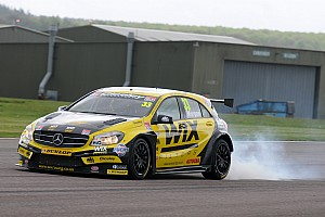 BTCC Race report Morgan takes dominant win in Thruxton finale