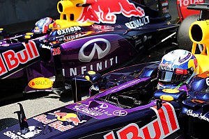 Formula 1 Breaking news Red Bull: Audi can save us from quitting F1