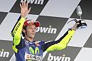 Valentino Rossi, le premier à totaliser 200 podiums!