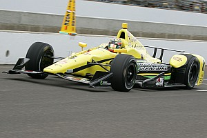 IndyCar Practice report Sage Karam leads rain-marred Indy 500 practice at 225.802mph