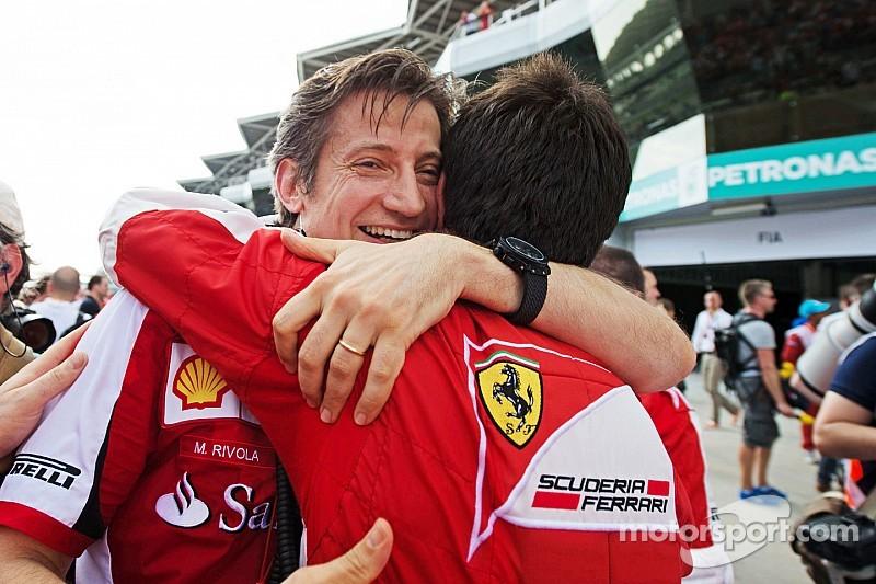 Колетта назначен спортивным директором Ferrari