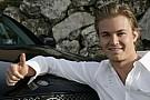 F1: Rosberg lancia la sfida a Schumi