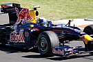 F1: La Red Bull salta i primi test dell'anno