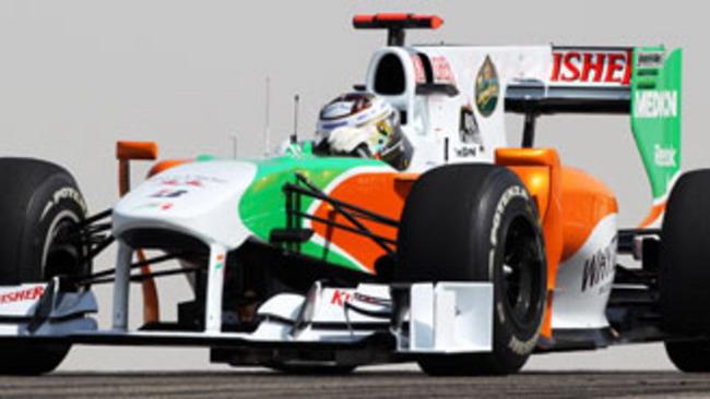 F1, Sakhir, Prove Libere 1: Sutil sorprende tutti