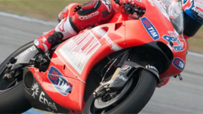 MotoGP 2010, Sepang/2, Test day/2: team Ducati