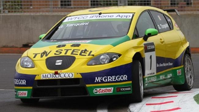 Marrakech: Tarquini conquista la pole position