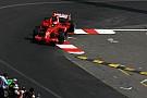 Modificati i cordoli di Monaco