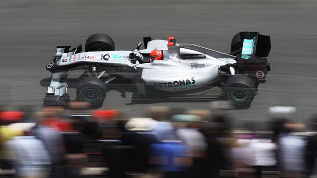 La Mercedes Grand Prix presenta l'appello