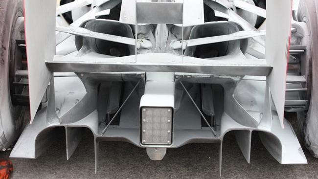 Il mistero del diffusore Renault