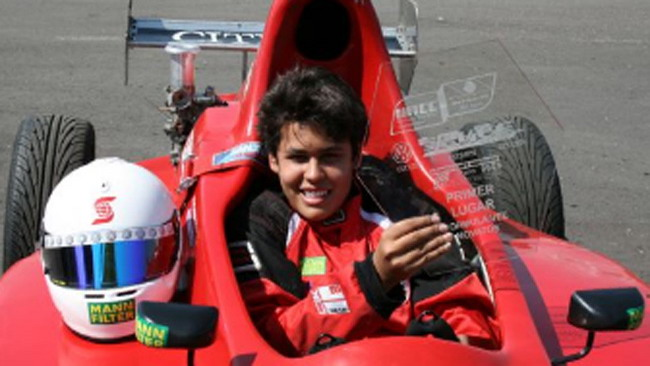 F2000 Light: Dörrbecker con il Team Costa Rica