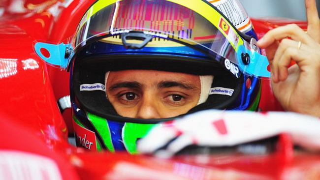 Massa-Ferrari: ufficiale il rinnovo fino al 2012