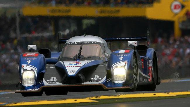Clamoroso: si ferma la Peugeot N°2, Audi al comando
