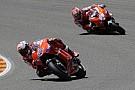 La novità Silverstone stimola Stoner ed Hayden