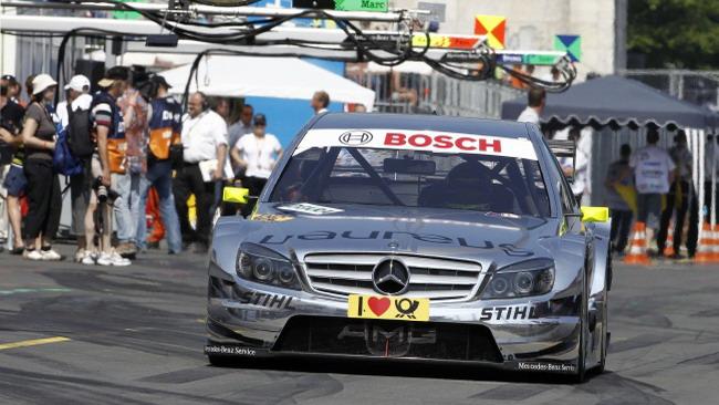Ralf Schumacher in pole position al Norisring!