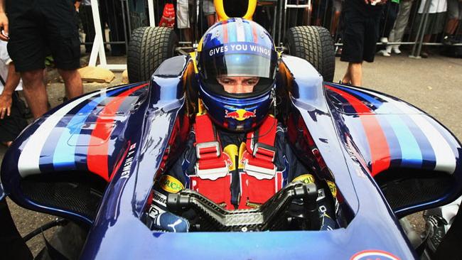 Newey ora è padrone della Red Bull Rb5