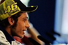 Valentino Rossi è sceso in pista a Misano