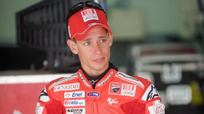 La Ducati ufficializza l'addio di Stoner