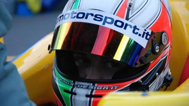Di Sabatino rileva Castellacci alla RC Motorsport