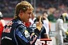 Vettel si gode la prima pole casalinga