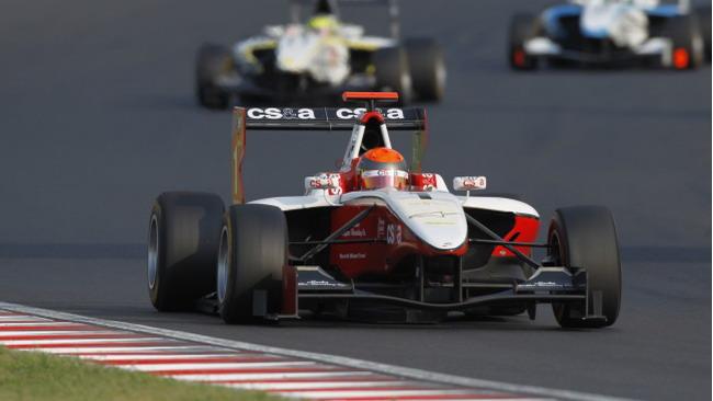 Alexander Rossi vincente in Ungheria