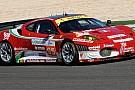 Af Corse con tre Ferrari 430 all'Hungaroring