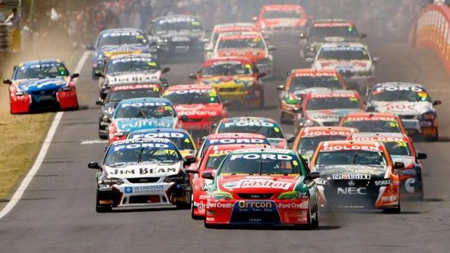 Ecclestone vuole il V8 Supercars a Singapore