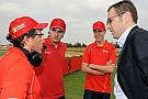 Ferrari Driver Academy: tre giorni di valutazioni