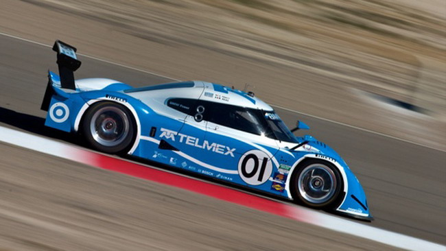 Ganassi inarrestabile: in pole anche a Tooele