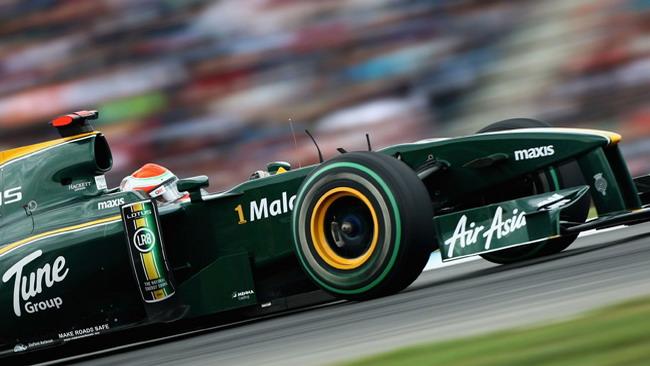 La Lotus cambia nome in Team Lotus