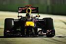 Singapore, libere 3: Vettel si conferma il più veloce
