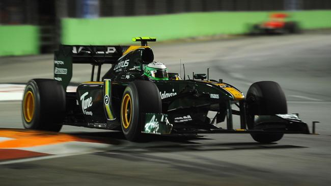 La Lotus Racing risponde all'attacco della Proton