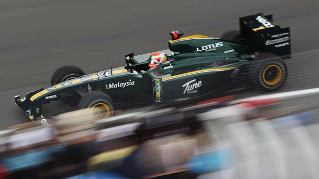 Lotus Racing e Group Lotus raggiungono una tregua