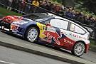 Francia: Loeb chiude la prima tappa al comando